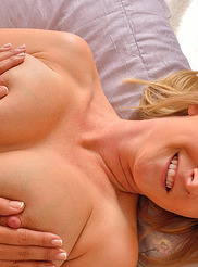 Milking Melissa 05