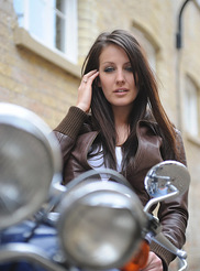 Helen - Biker Girl 01