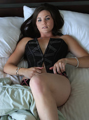 Bree - In Bed 08