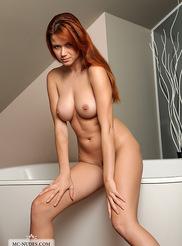 Beautiful Redhead Babe 04