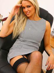 Grey Minidress 02
