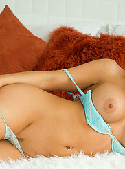 Gorgeous Brunette 07