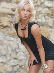 Blonde Babe Jessica 00
