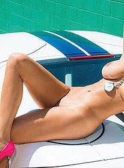 Playboy Alyssa Arce 09