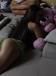 Green Panties 00