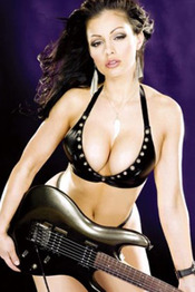 Sexy With Guitars