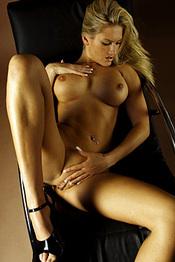 Busty Nude Beauty