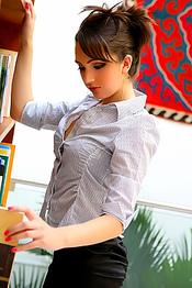 Freya Sexy Librarian