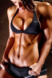 Hot Fitness Girls