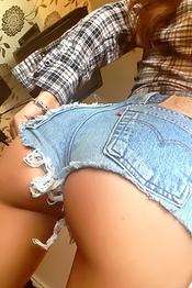 Jennifer Ann Selfies