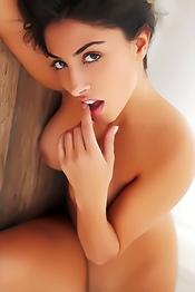 Nadia Lay Down Naked