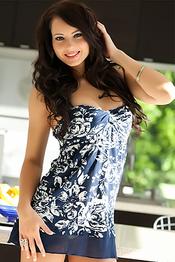 Natasha Belle Stripping