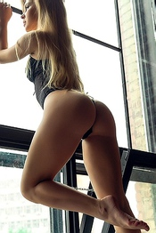 Gorgeous Blonde Vicky