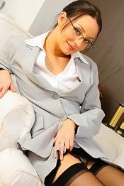 Damn Hot Secretary