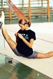 Amazing Flexible Female