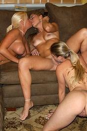 Amazing Threesome