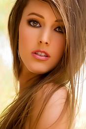 Horny Brunette