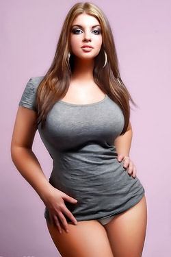 Big And Sexy Body Curves
