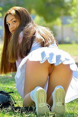 Schoolgirl Kelly