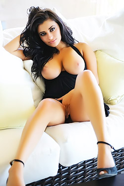Natural Busty Latina